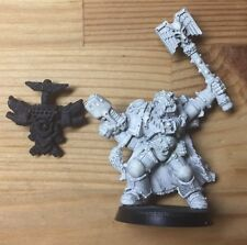 Space Wolves Ulrik The Slayer Metal Pewter Chaplain Wolf Marines