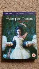 The Vampire Diaries Love Sucks Series 2 - DVDs in cardboard slipcase - Used