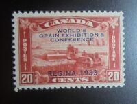 Canada stamp #203 mint OG hinged VF