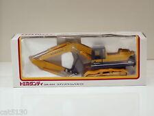 Komatsu PC200 Excavator - 1/43 - Tomica Dandy #DK-001 - N.MIB