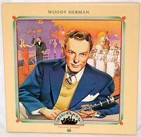 Woody Herman - Time-Life Big Bands - 2 LP Vinyl Records - Half Speed Mastered