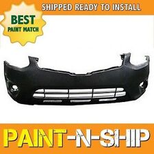NEW Fits: 2011 2012 2013 Nissan Rogue S/SL/SV Front Bumper Painted NI1000277