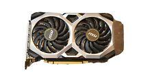 MSI VENTUS 6G OC NVIDIA GeForce RTX 2060 6GB GDDR6 Scheda Video (V375-017R)