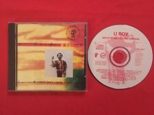 U ROY NATTY REBEL EXTRA VERSION 1991 CDFL 9017 AUSTRIA ÉTAT CORRECT CD