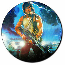 Parche imprimido, Iron on patch /Textil Sticker/ - Rambo, Sylvester Stallone, A