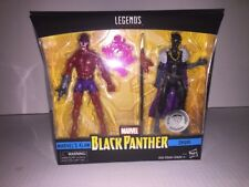 Brand New- Marvel Legends Black Panther 2-Pack Shuri & Klaw TRU Exclusive