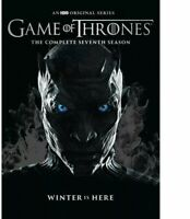 Game of Thrones: The Complete Seventh Season (DVD,2017) (hbod746428d)