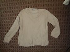 BHS-LADIES JUMPER sweater TOP SIZE 18 CASUAL SMART FORMAL BUSINESS WORKWEAR V-NE