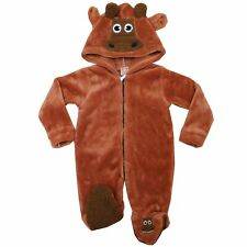 Baby Girl boys clothes all in one Giraffe suit  babygrow 0-3 m 3-6 m 6-9months