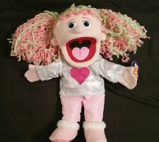 Silly Puppets Kimmie Glove Puppet 14 inch with Tags
