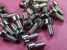 20 of. M3 x 6mm hex socket head cap screw stainless steel 304