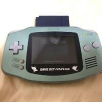 Nintendo GAME BOY ADVANCE GBA Celebi Green Pokemon Center Limited Japan USED