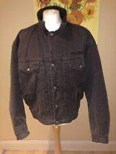 Vintage Diesel Denver Trucker Style Jacket Large Made in Italy