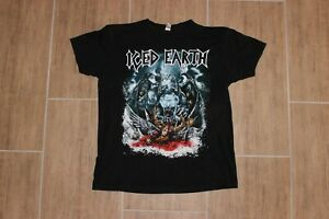 ICED EARTH - Iced Earth Bandshirt Gr. M T-Shirt Cover Heavy Metal