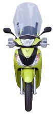 Fabbri 2945/BA Parabrezza Trasparente OEM Per Honda SH 150 2009 2010
