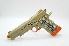 New listing COLT M45A1 1911 Rail Gun Series Co2 Semi Auto Non-Blowback Airsoft Pistol