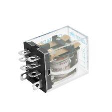 Baomain DC 24V Coil 10A 240VAC 28VDC Electromagnetic Relay JQX-13F2Z 8 Pin DPDT