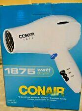 Conair 1875 Watt Hair Dryer NIB