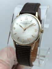 Vintage 1960's Girard Perregaux Automatic Gold Filled  ORIGINAL DIAL SERVICED
