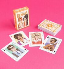 Official Music Genius Playing Cards