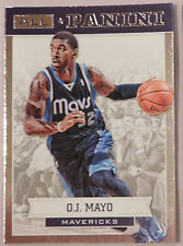2012-13 Panini All Panini #27 OJ MAYO DALLAS MAVERICKS