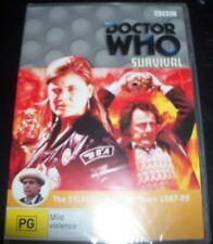 DOCTOR WHO Survival (Sylvester McCoy) (Australia Region 4) DVD – New