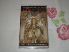 THE FALL OF THE KINGS by ELLEN KUSHNER & DELIA SHERMAN   *SIGNED* -ARC-  -TS-
