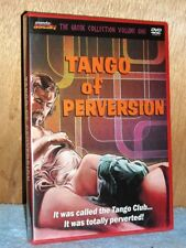 Tango of Perversion - Adult Entertainment DVD