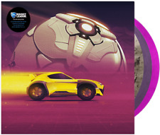 Rocket League Soundtrack Vinyl 3xLP Rims Picture Disc Edition x/1000 Limited NEW