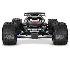 Traxxas 56086-4 E-Revo Brushless 4WD Monster Truck, RTR w/ TQi 2.4GHz an 56086-4
