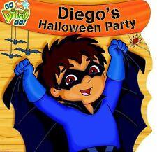 Diego's Halloween Party (Go, Diego, Go!)