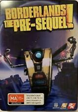 Borderlands The Pre-Sequel for XBox 360 (2014, PAL)(steelbook)