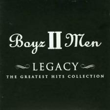 Legacy - Boyz II Men (2001) Audio CD