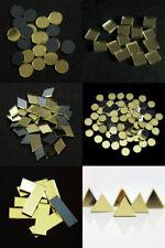 Craft Sheesha Mirrors Pieces Embroidery Craft DIY Purpose Shisha Mirrors 100pcs