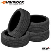 4 X New Hankook Ventus S1 Noble2 H452 255/50R20 105H Ultra High Performance Tire