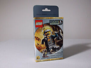 LEGO 3347 MINI HEROES COLLECTION ROCK RAIDERS #1 New Factory Sealed Set Retired