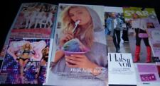 Elsa Hosk 23 pc German Clippings Full Pages sexy