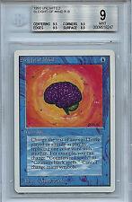 MTG Unlimited Sleight of Mind BGS 9.0 (9) Mint card  Magic Gathering WOTC 8247