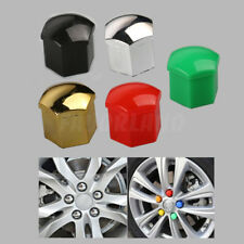 20 x Wheel Nut Cover Head Cap Plastic +Remover Tool For Ford