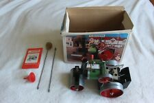 Vintage Mamod Steam Roller SR 1a c.1972, with original box and ALL components