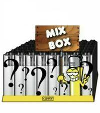 More details for 5 x random clipper lighters gas lighter rare refillable set