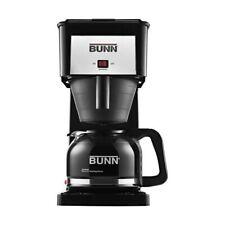 BUNN GRX-B GRXB 10 Cup Velocity Brew Coffee Maker Black Brewer
