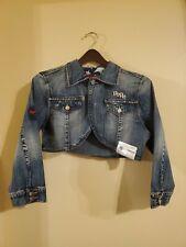 Pepe Jeans London Women's Mini Jacket Style Superstar 45227L Med Karma Size XL