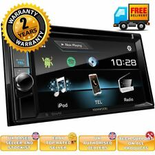 Kenwood DDX-4017BT Kenwood Double Din Bleutooth car stereo Ipod Android USB AUX