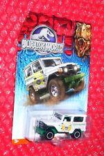 2015 Matchbox  Jurassic World   Toyota Land Cruiser  DFT52-0910