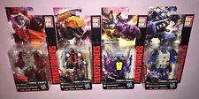 Transformers POWER of the PRIMES WINDCHARGER SKRAPNEL BEACHCOMBER SLASH **NEW**