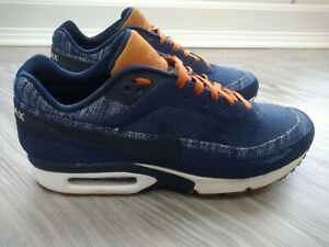 Nike air max bw classic uk 12 blue denim 98 90 180 87 95 97 110 tn persian 93