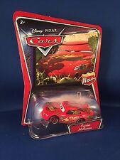 "Disney Pixar Cars WORLD OF CARS ""CACTUS MCQUEEN"" DIE CAST NEVER OPENED!"