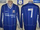 Blackrock College Afc O'Neills #7 Jersey Camseta Trikot Shirt Longsleeve Ireland
