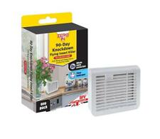 2 x Zero In 90 Day Fly & Insect Killer Adjustable Diffuser Kills Flies